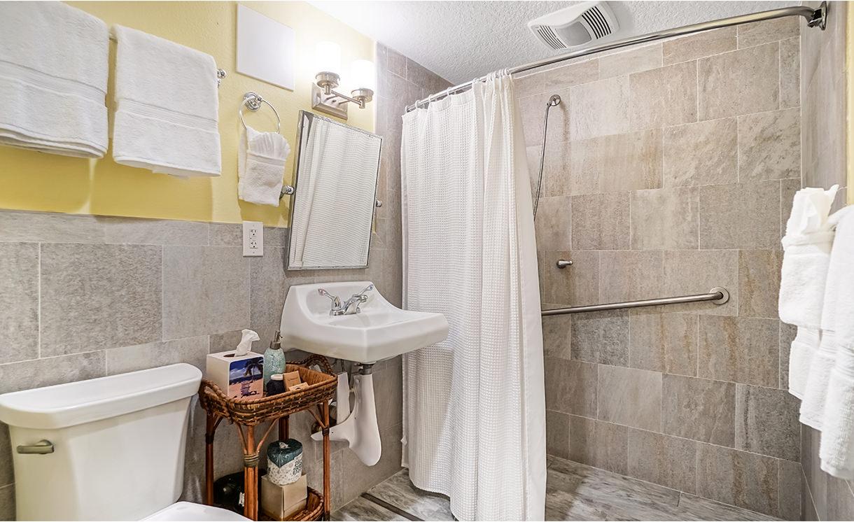 ADA complaint bathroom