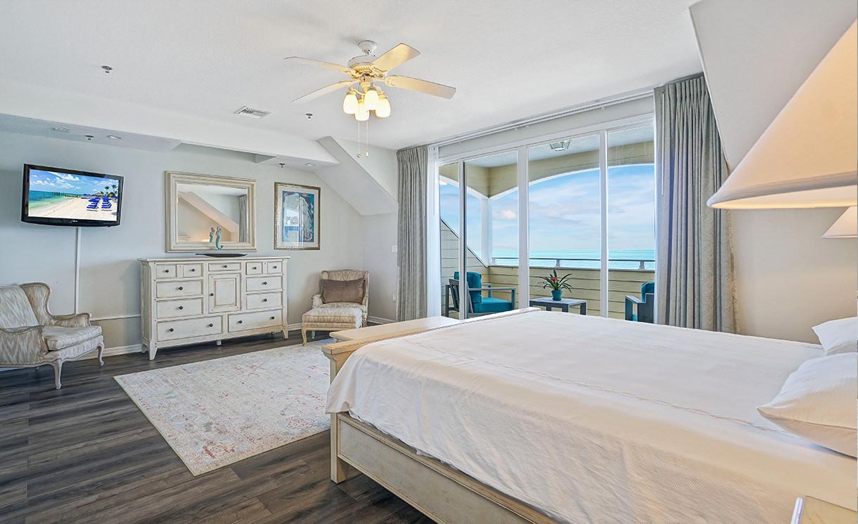 Villas rooms with ocean views